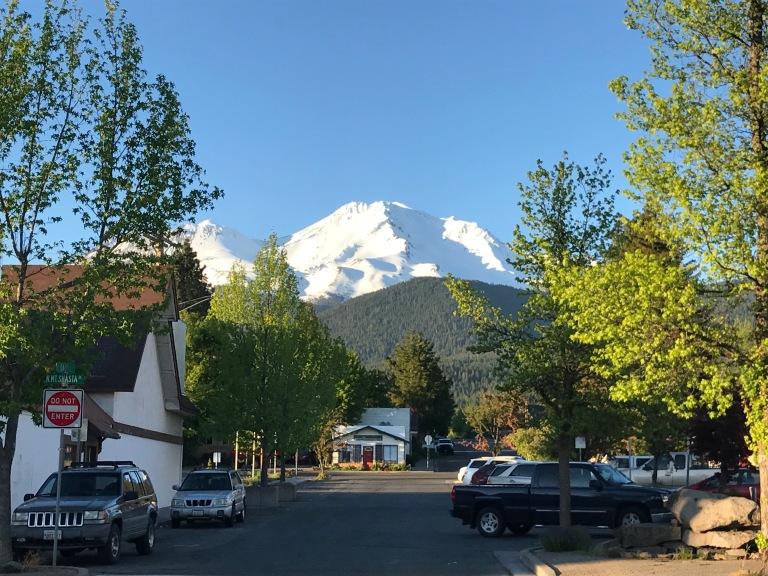 20 Mount Shasta